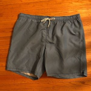 "NWT, Lands End ""Volley"" Swim Trunk, size XXL"
